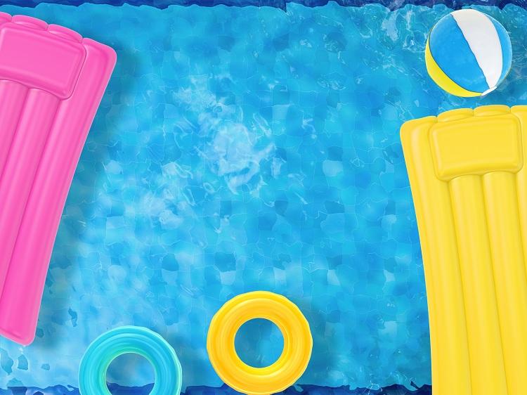 Mantenimiento de pisicinas comunitarias durante temporada de verano